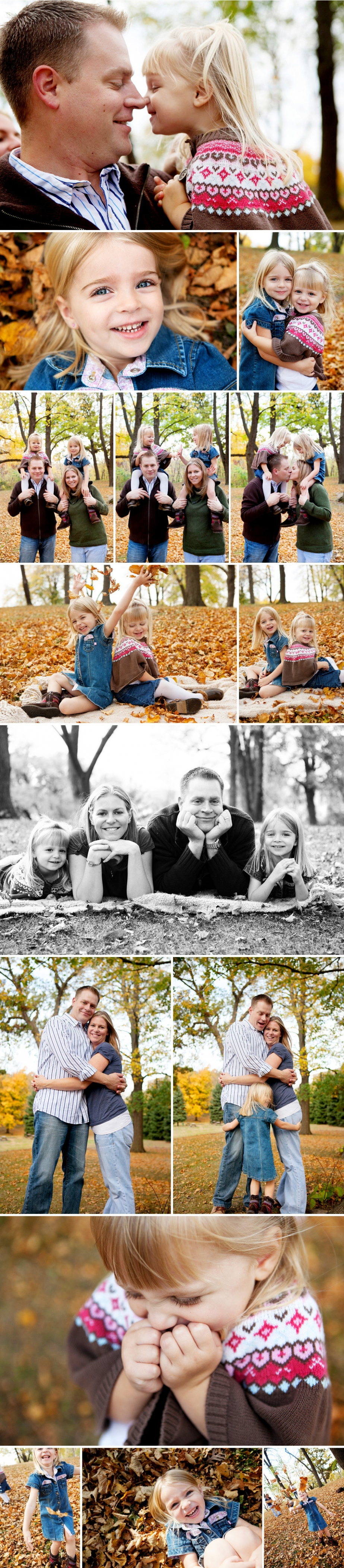 fall family photos
