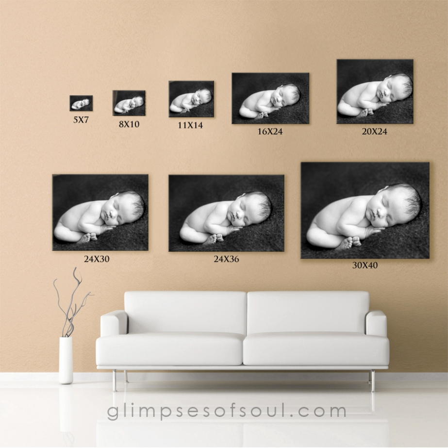 Wall display sizes minneapolis st paul photographer for Picture wall display