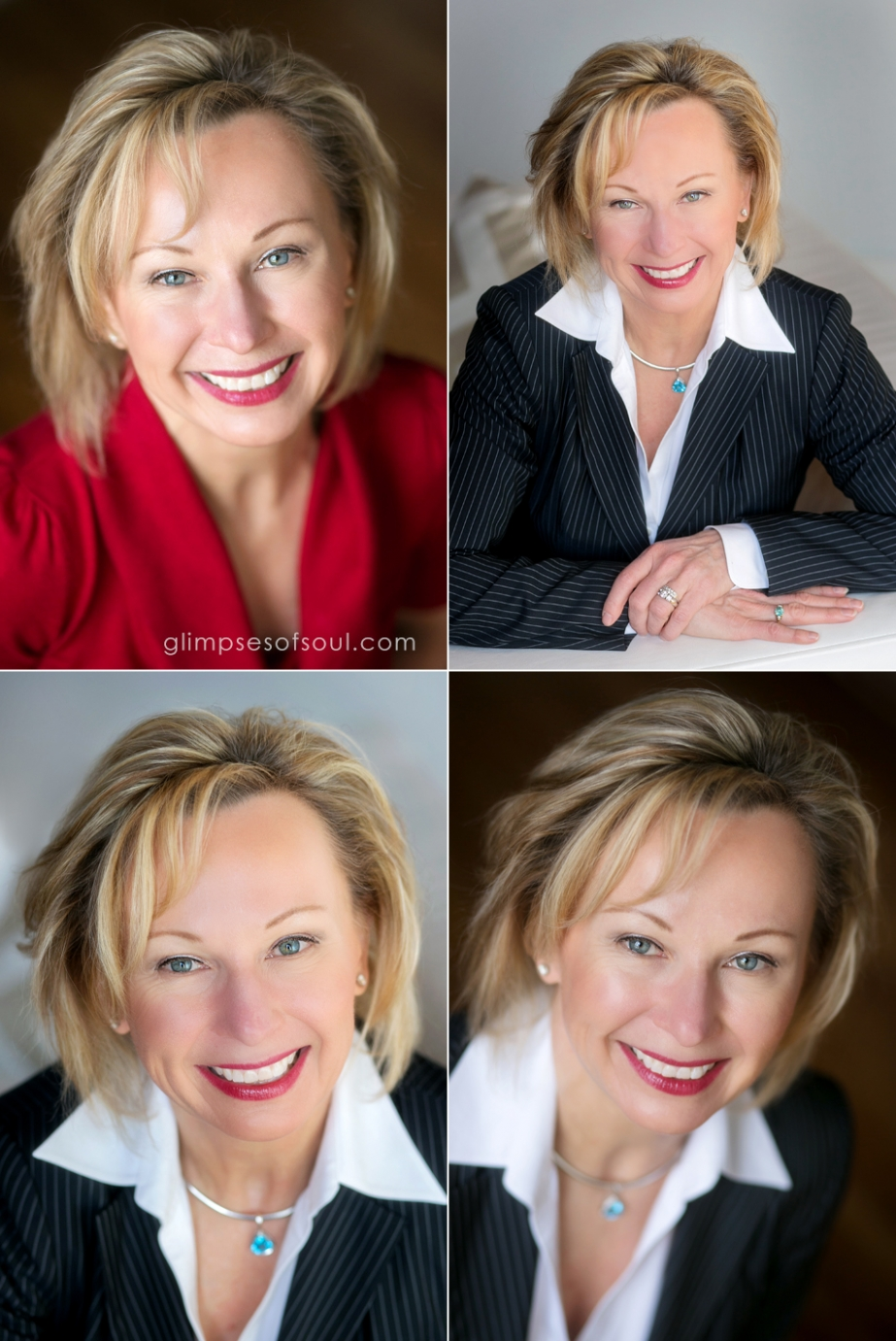 female headshots