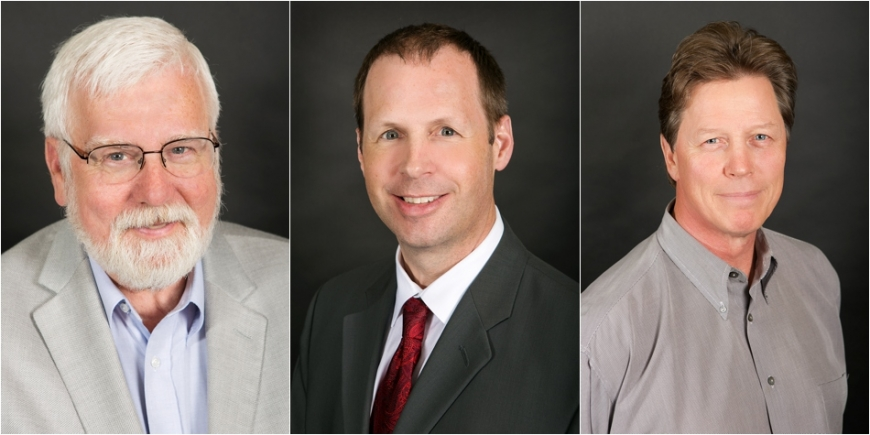 men executive headshots