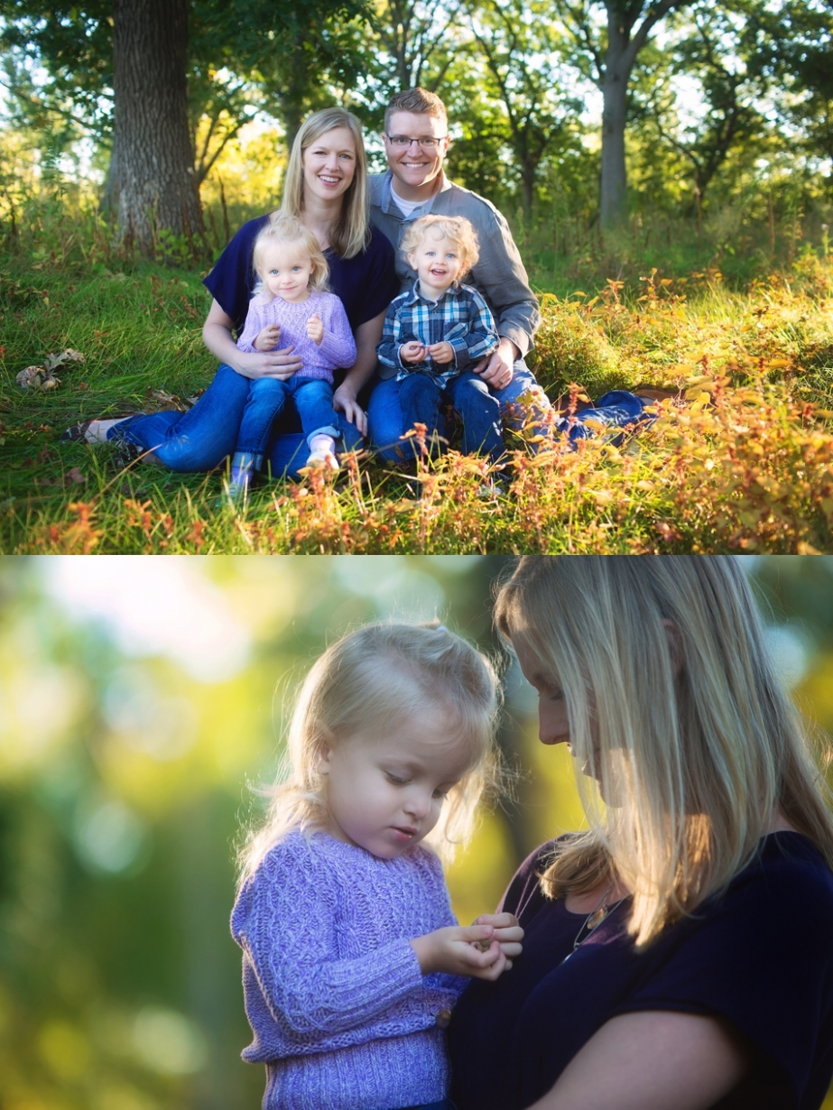 minneapolis family photos outdoors