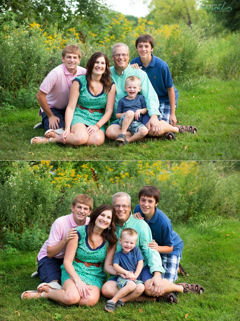 minnesota family portraits