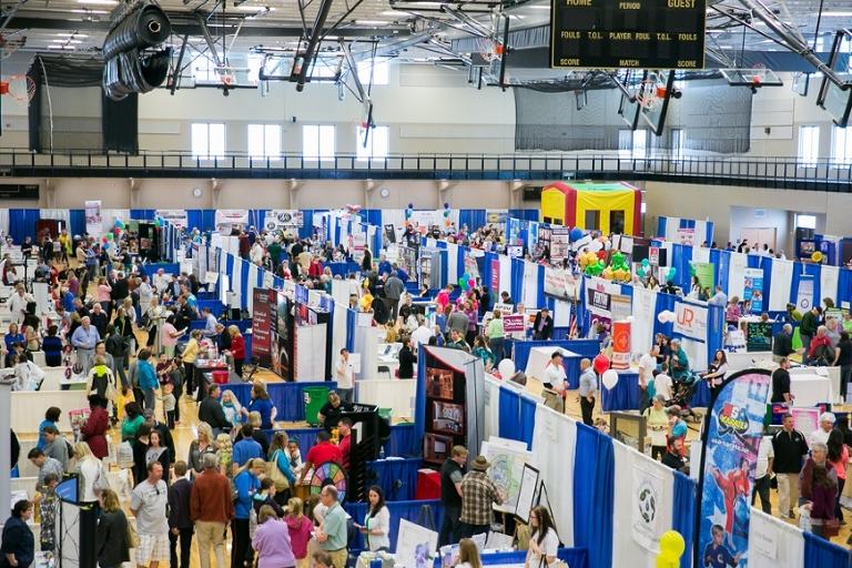 woodbury community expo at east ridge high school