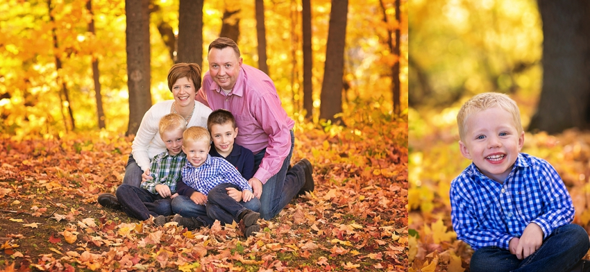 fall minneapolis family