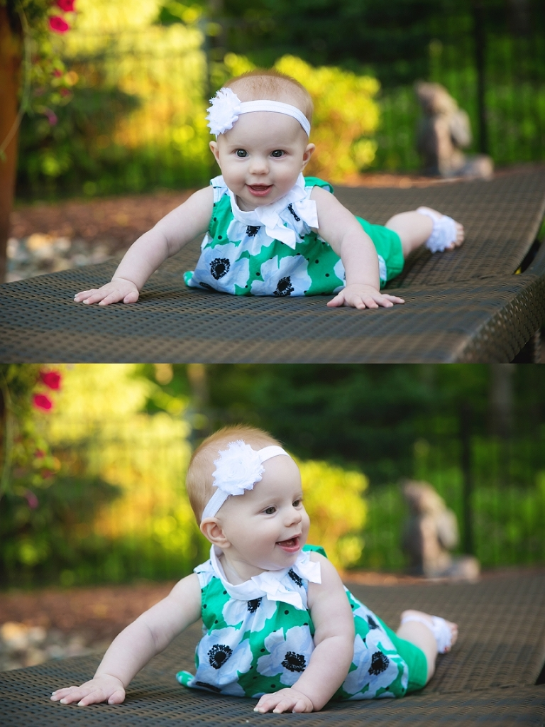 6 month old baby photos