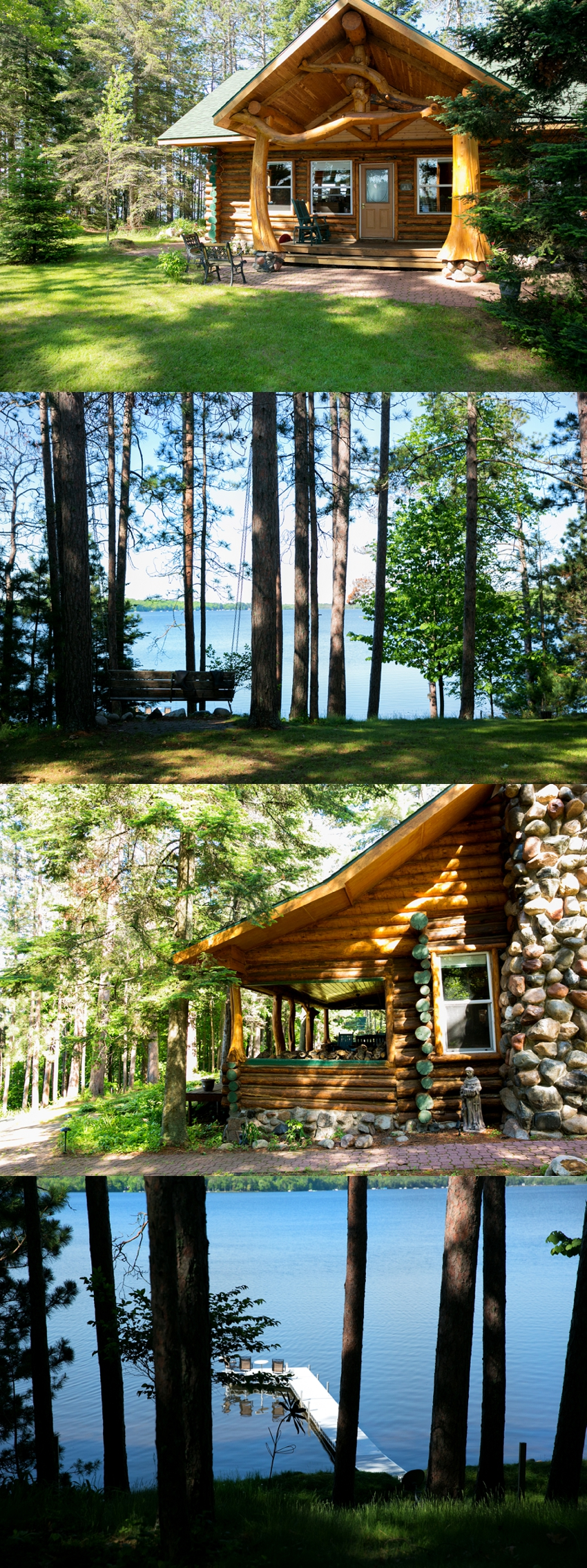northern minnesota cabin