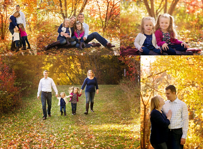 st paul fall family photos