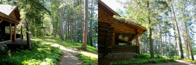 vacation cabin in minnesota