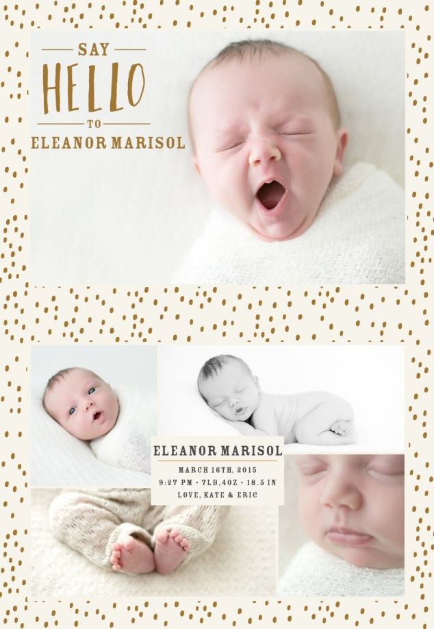 st paul photographer birth announcements